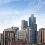 high-rises, city, cityscape, urban landscape, Chicago downtown, architecture photo, building, free stock photos, free images, royalty-free image