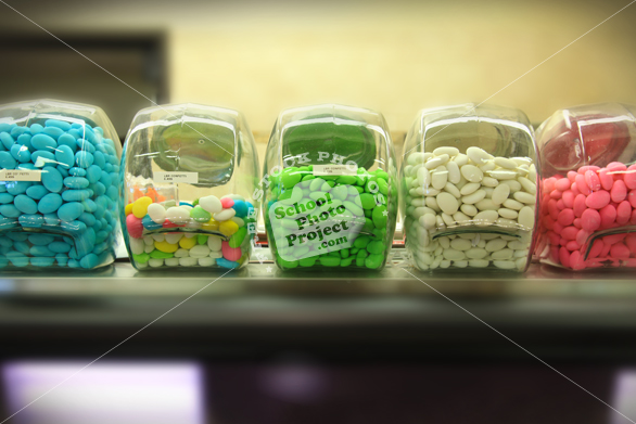 candy jars, confetti candies, colorful candies, candy, food photo, free foto, free photo, picture, image, free images download, stock photography, stock images, royalty-free image