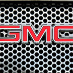 GMC, logo, car, automobile, photo, free photo, stock photos, royalty-free image