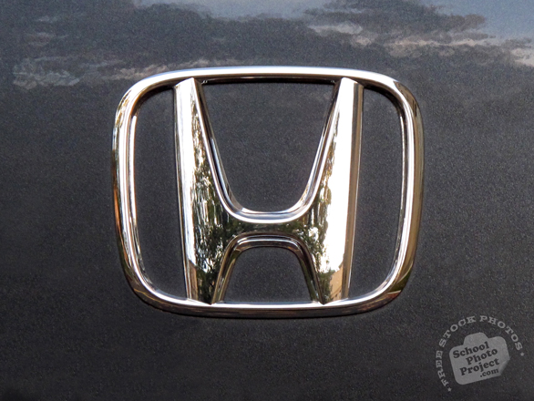 Honda logo, Honda brand, car logo, auto, automobile, transportation, free foto, free photo, picture, image, free images download, stock photography, stock images, royalty-free image