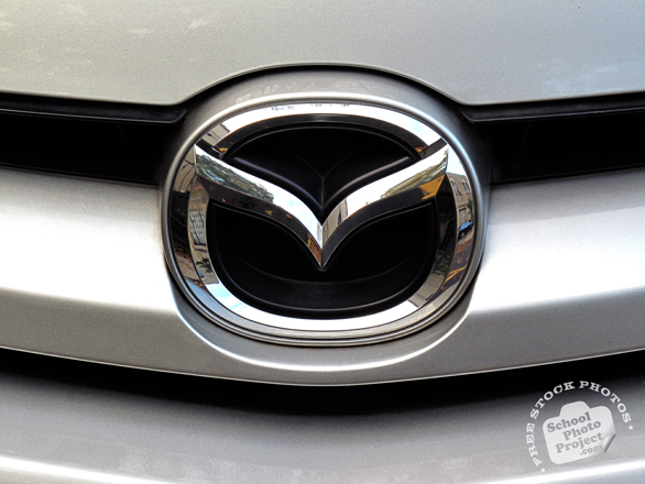 Mazda logo, Mazda brand, car logo, mark, identity, auto, automobile, transportation, free foto, free photo, stock photos, picture, image, free images download, stock photography, stock images, royalty-free image