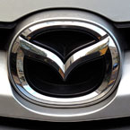 Mazda, logo, car, automobile, photo, free photo, stock photos, royalty-free image