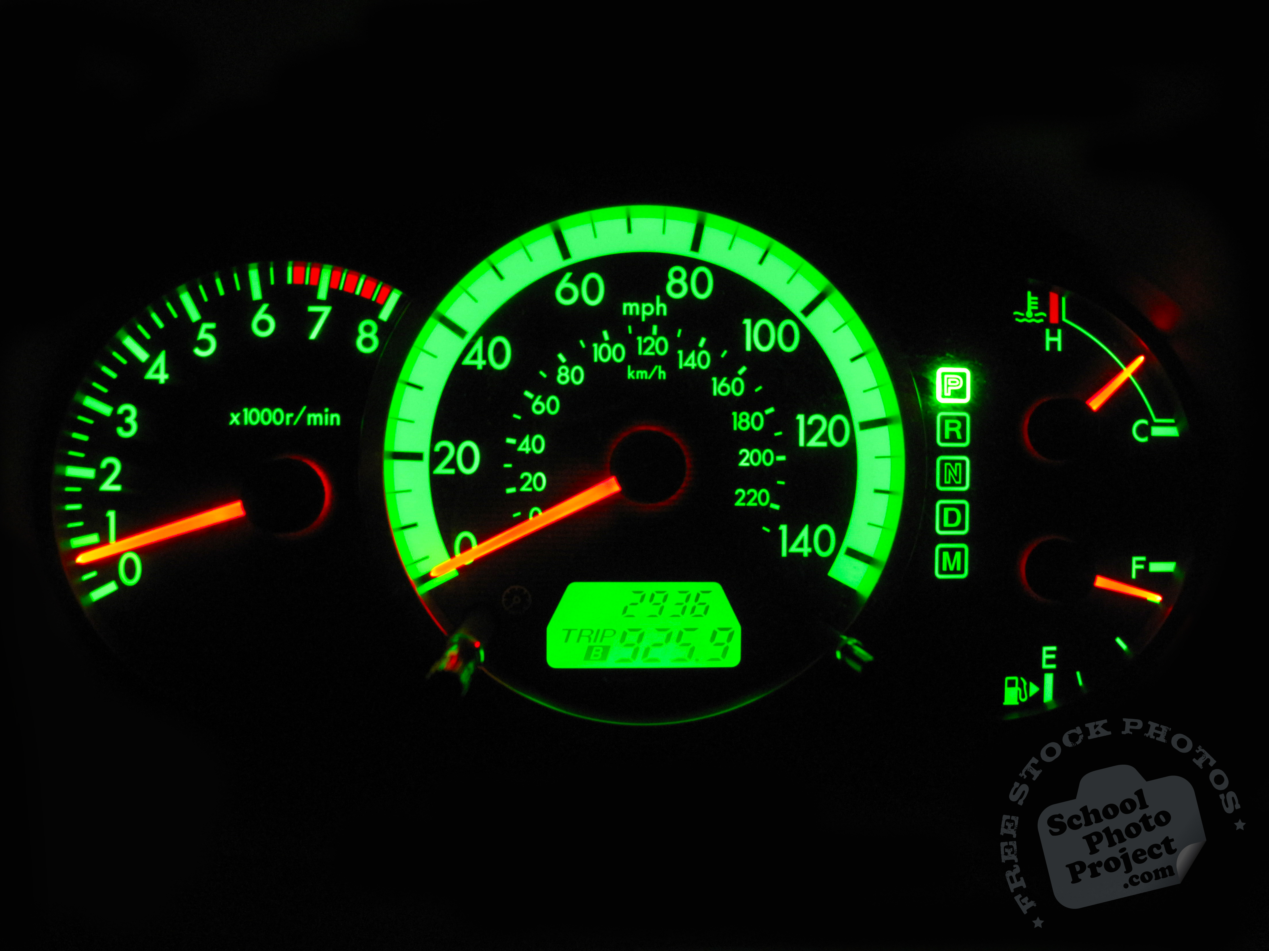 dash lights for 2001 civic