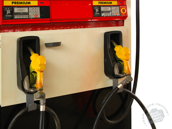 gas station, gas pump, gaspump, gas pump hose, gasoline, petrol, petroleum, free foto, free photo, picture, image, free images download, stock photography, stock images, royalty-free image