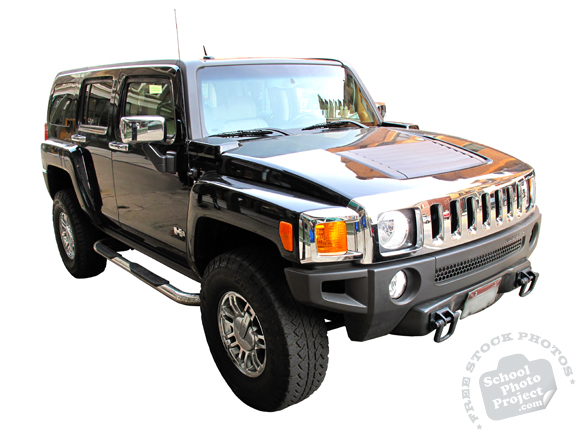 Hummer H3, Hummer photo, car, auto, automobile, vehicle, transportation, free foto, free photo, picture, image, free images download, stock photography, stock images, royalty-free image