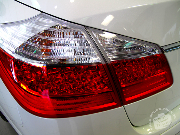 tail light, rear light, back light, Hyundai car, auto, automobile, free foto, free photo, stock photos, picture, image, free images download, stock photography, stock images, royalty-free image