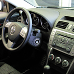 Mazda's dashboard, dashboard, car, automobile, photo, free photo, stock photos, royalty-free image