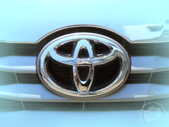 Toyota logo, Toyota brand, car logo, auto, automobile, free foto, free photo, stock photos, picture, image, free images download, stock photography, stock images, royalty-free image