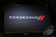 Dodge logo, Chicago Auto Show, stock photos, free images, royalty free pictures