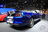 Ford Shelby GT500, Ford sports car, Chicago Auto Show, stock photos, free images, royalty free pictures