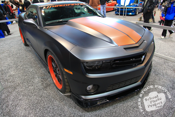 Lingenfelter, sports car, Chicago Auto Show, stock photos, free images, royalty free pictures