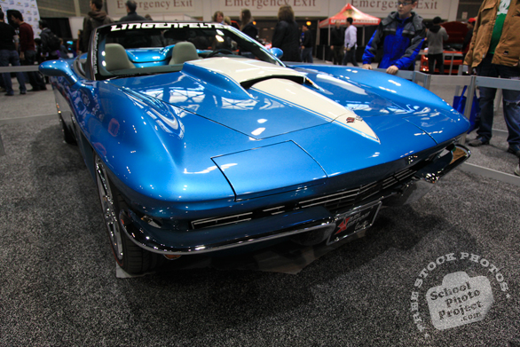 Lingenfelter, racing car, Chicago Auto Show, stock photos, free images, royalty free pictures
