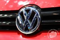 Volkswagen logo, VW, Chicago Auto Show, stock photos, free images, royalty free pictures