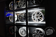 wheel rims, auto parts, display, Chicago Auto Show, stock photos, free images, royalty free pictures