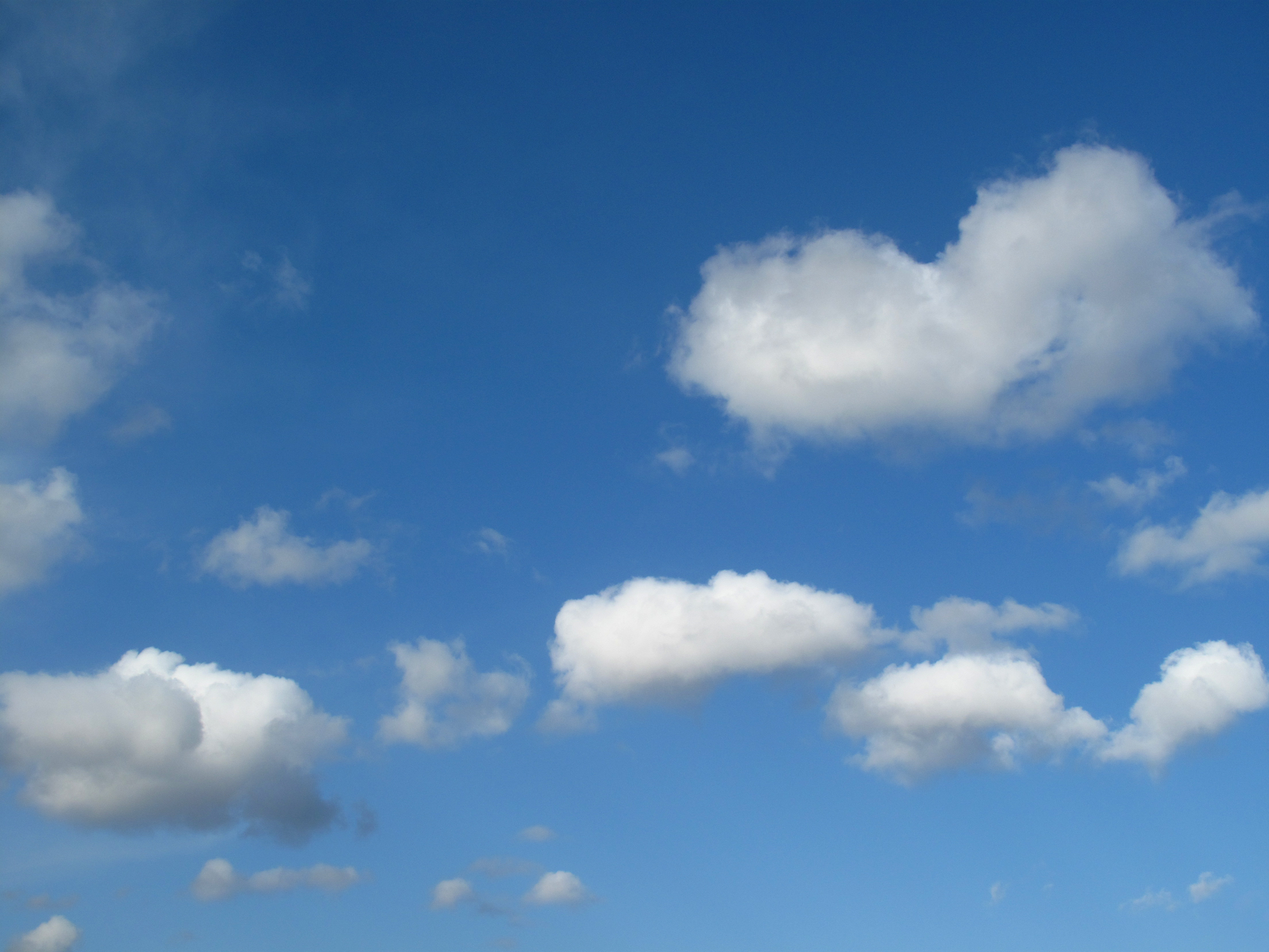 Cloudy Day, FREE Stock Photo, Image, Picture: Cloudy Blue ...