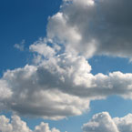 cumulus clouds, clouds, cloudy sky, cloudscape, weather, sky photo, free photo, stock photos, royalty-free image