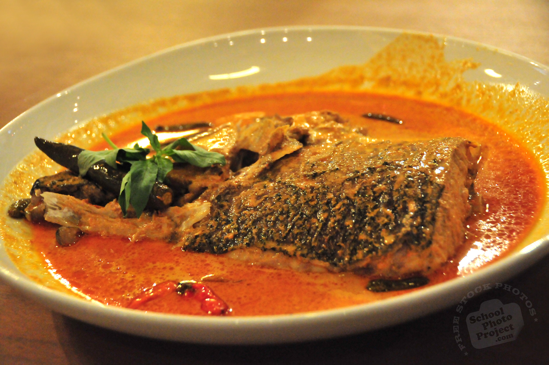 free fish curry photo bistro cuisine picture indonesian cuisine