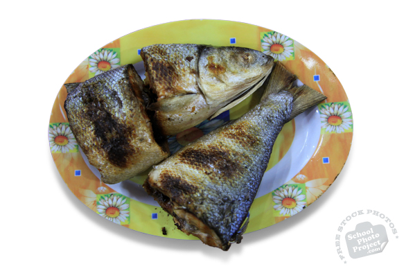 milkfish, grilled milkfish, plate, fish dish, bandeng, ikan bakar, traditional seafood, seafood photo, Indonesian food, free photo, stock photo, picture, stock images, royalty-free image