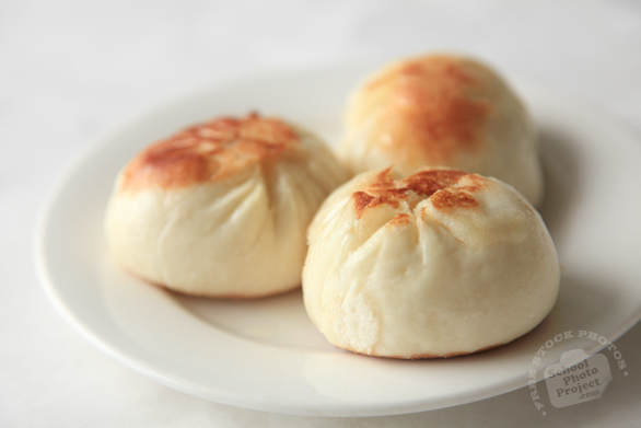 free pork meat buns photo dim sum yum cha dish picture chinese food image royalty free food. Black Bedroom Furniture Sets. Home Design Ideas