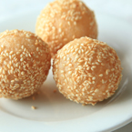 sesame ball, dessert, dimsum, dim sum photo, Chinese food, food photo, free photo, free stock photo, free picture, royalty-free image