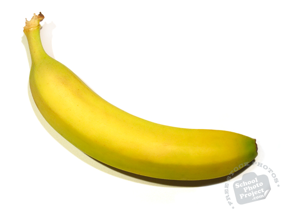 yellow banana, banana photo, fruit photo, free photo, free images, stock photos, stock images, royalty-free image