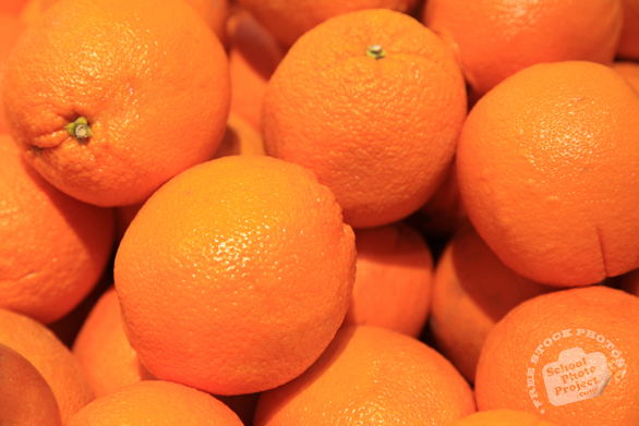 oranges, orange photo, picture of oranges, fruit photo, free stock photo, free picture, free image download, stock photography, stock images, royalty-free image
