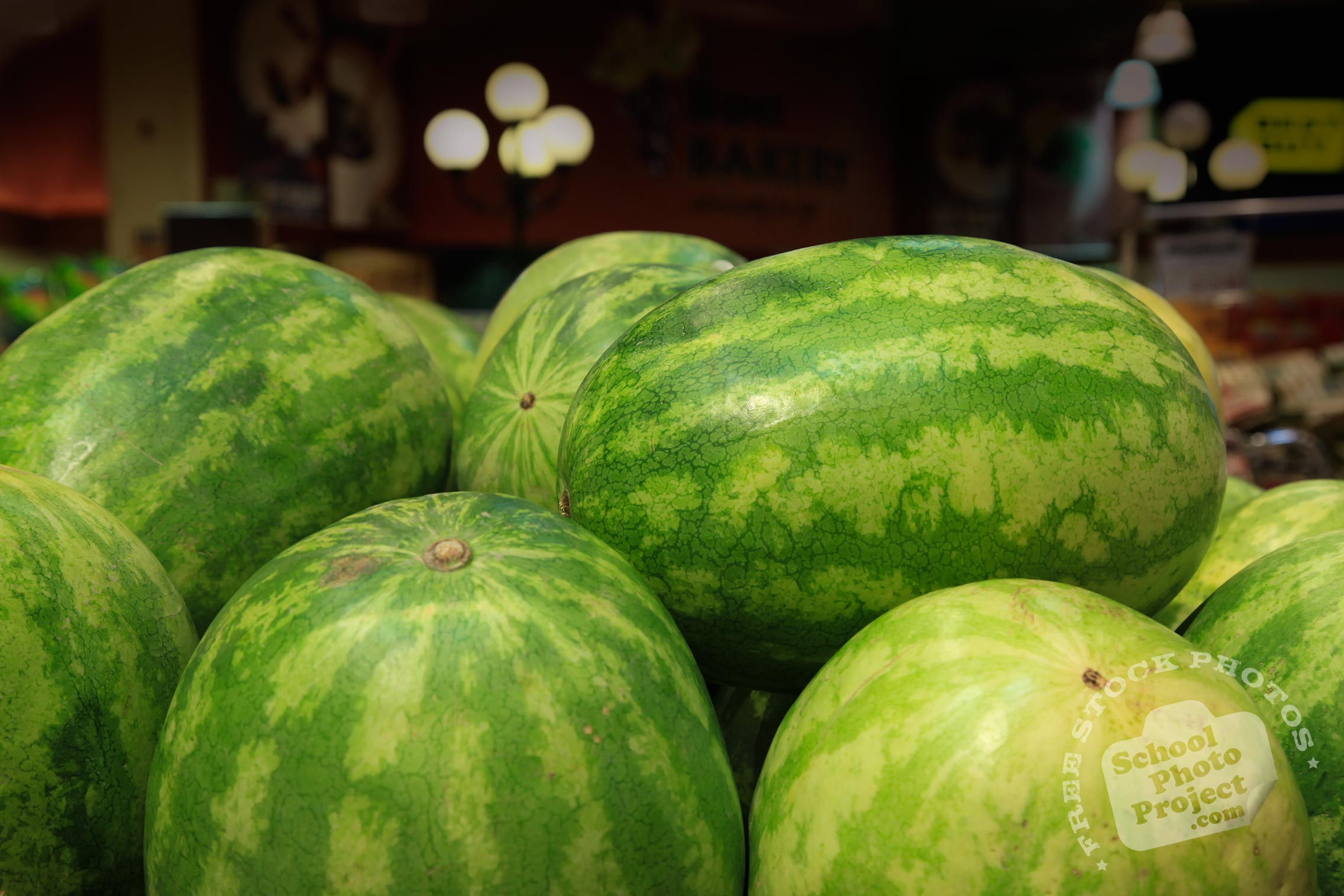 Watermelon, FREE Stock Photo, Image, Picture: Sweet ...
