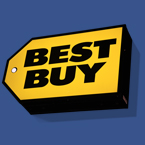 Best Buy, logo, identity, brand, mark, electronics, free stock photo, free picture, stock photography, royalty-free image