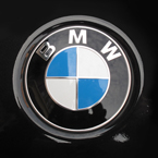 BMW logo, car brand picture, free stock photo, royalty-free image