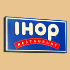 IHOP, fast food, family restaurant logo, identity, free logo mark, free stock photo, free picture, stock photography, royalty-free image