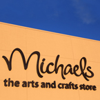 Michaels, arts and crafts store, logo, brand, identity, free stock photo, free picture, stock photography, royalty-free image
