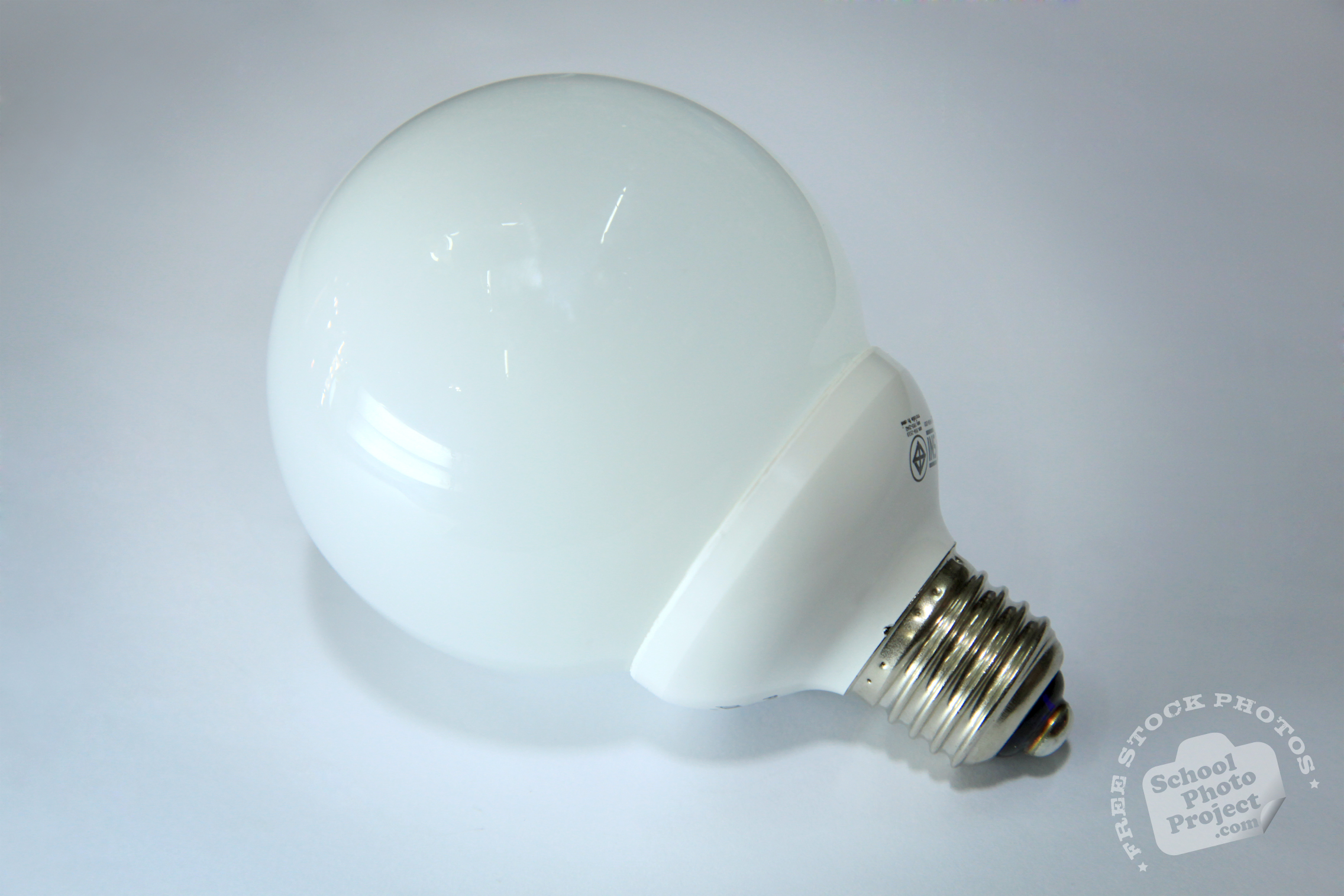 Compact Fluorescent Light Free Stock Photo Image Picture Energy Saving Light Royalty Free