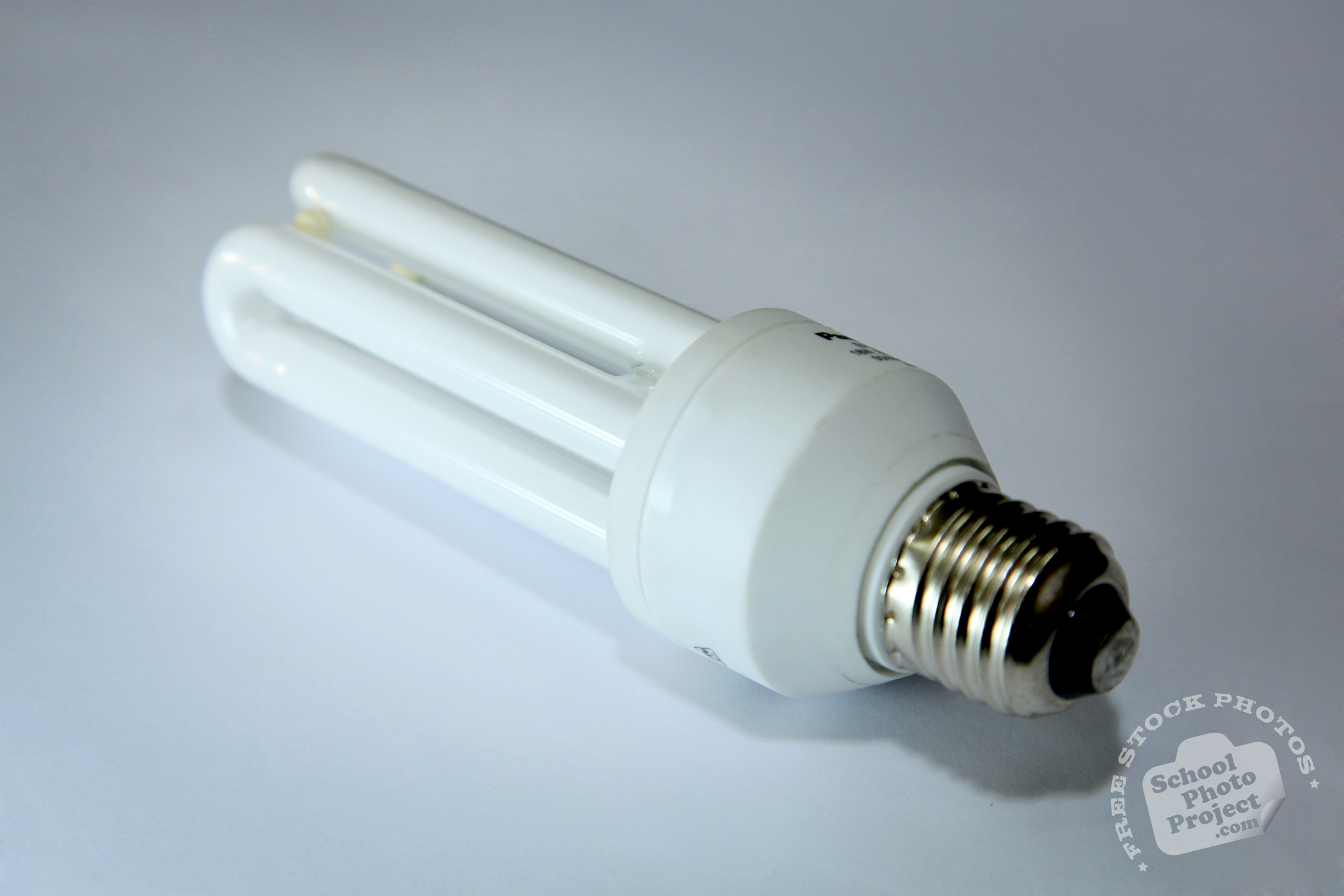 Cfl Light Bulb Free Stock Photo Image Picture Compact Fluorescent Lamp Royalty Free Daily
