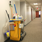 janitor cart, cleaning cart, daily objects, free stock photo, picture, free images download, stock photography, royalty-free image