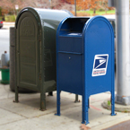 USPS mailbox, post office box, mail, letterbox, post box, daily objects, daily products, product photos, object photo, free photo, stock photos, free images, royalty-free image, stock pictures for free, free stock picture, images free download, stock photography, free stock images