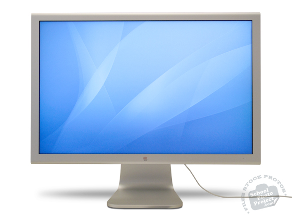 computer monitor, computer screen, computer display, Apple computer, iMac computer, daily objects, stock photos, free foto, free photos, free images download, stock photography, stock images, royalty-free image