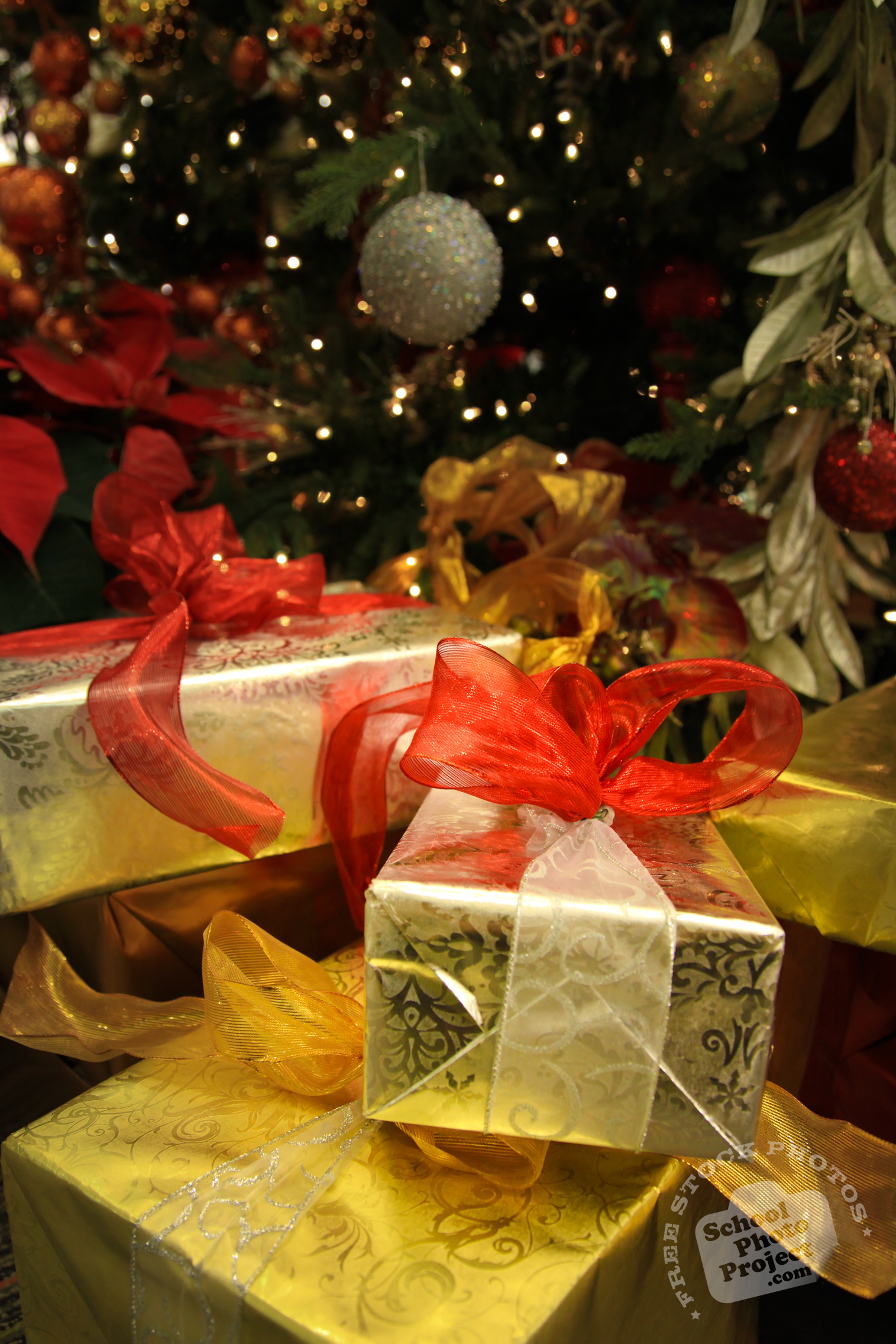 Christmas gifts images free