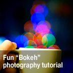 bokeh, bokah, bokeh photography, photo tutorial, lighting, studio lighting, photo technique, photo tips, video tutorials