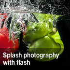 high-speed photography, splash, splash photography, with flash photo, photo tutorial, lighting, studio lighting, photo technique, photo tips, video tutorials
