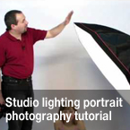 photo tutorial, lighting, studio lighting, portrait, portrait lighting, photo technique, photo tips