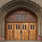 church door, old church, architecture picture, free stock photo, royalty-free image