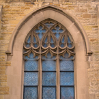 church, church window, stained glass, window frame, old church, vintage architecture, architecture photo, building, free stock photos, free images, royalty-free image