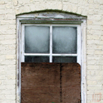 window, damaged window, sealed window, abandoned building, architecture photo, free stock photos, free images, royalty-free image