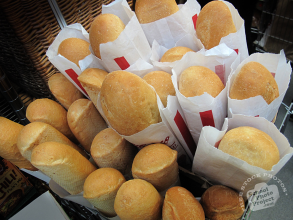 bread, roll, French bread, long bread, traditional bread, bakery, bakery photo, free foto, free photo, picture, image, free images download, stock photography, stock images, royalty-free image
