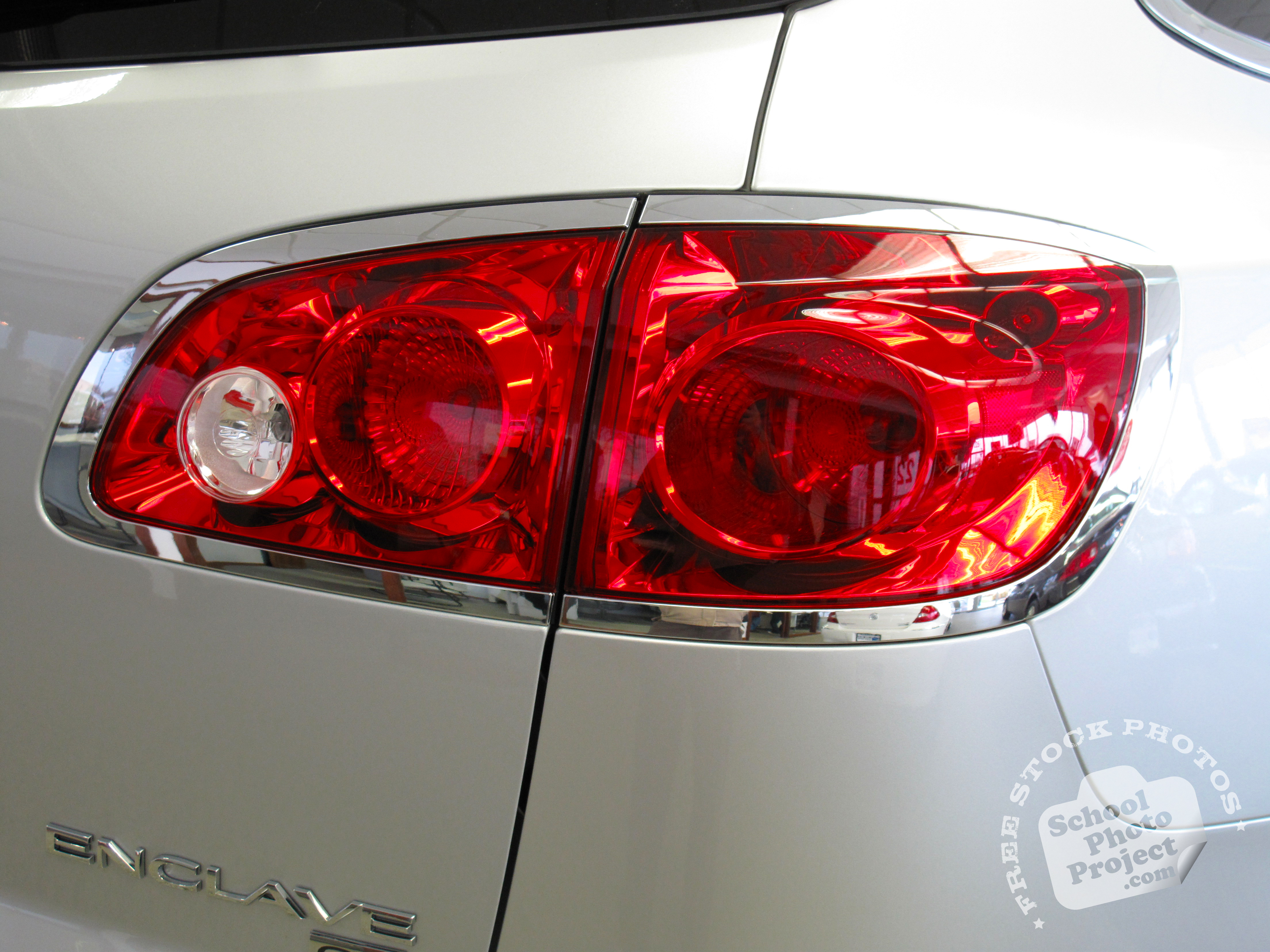 Tail Light, FREE Stock Photo, Image, Picture: Buick ...