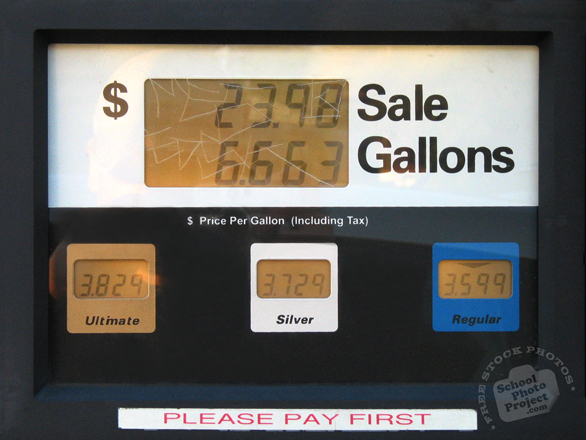 gas pump, gaspump, gas pump photo, gas prices, gas pump, gas station, car, auto, automobile, free foto, free photo, picture, image, free images download, stock photography, stock images, royalty-free image