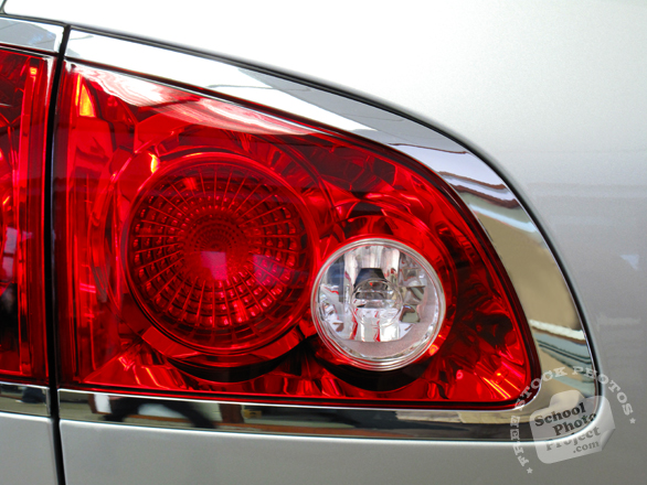 Tail Light Free Stock Photo Image Picture Car Tail