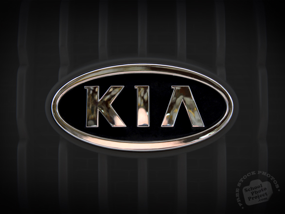 KIA logo, KIA brand, car logo, auto, automobile, free foto, free photo, stock photos, picture, image, free images download, stock photography, stock images, royalty-free image