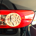 Toyota, rear light, new car, car, automobile, photo, free photo, stock photos, stock images for free, royalty-free image, royalty free stock, stock images photos, stock photos free images