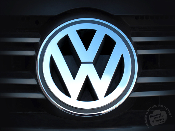 Volkswagen logo, VW logo, Volkswagen brand, car logo, auto, automobile, free foto, free photo, stock photos, picture, image, free images download, stock photography, stock images, royalty-free image